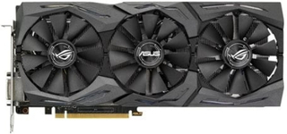 ASUS ROG-STRIX-GTX1060-A6G-GAMING - Grafikkort - GF GTX 1060 - 6 GB GDDR5 - PCIe 3.0 x16 - DVI, 2 x HDMI, 2 x DisplayPort