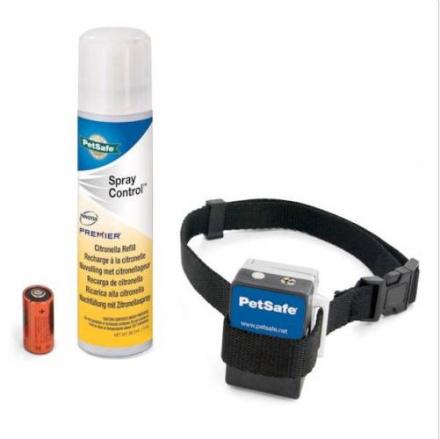 Antiskällhalsband, PetSafe ABS Spray