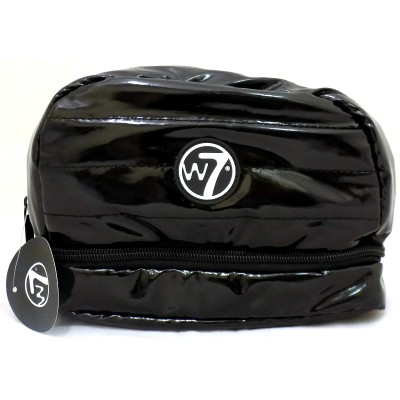W7 Puffer Bag Black 22 cm x 15 cm