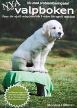 Första valpboken - Monica Hillman, inkl DVD
