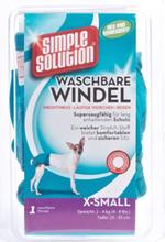 Hundblöja Simple Solution, Tvättbar