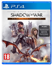 Middle Earth: Shadow of War Definitive Edition
