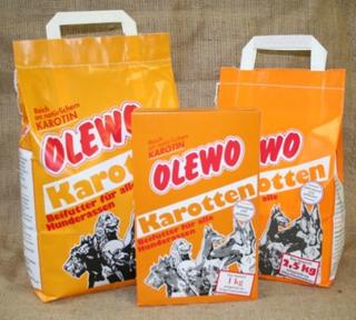 Olewo Morotspellets