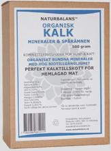 Organisk Kalk & Mineraler, Naturbalans