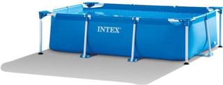 Pool med galvaniseret ramme 1.662 Ltr. - Intex Svømmebasseng 28270