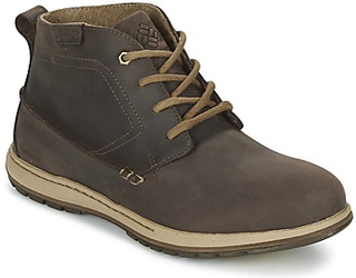 Columbia Boots DAVENPORT CHUKKA WATERPROOF LEATHER Columbia