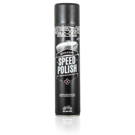 Muc-Off Speed Polish for MC