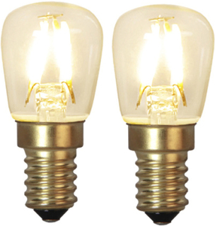Star Trading E14 glödlampa LED 2-pack 2,6 cm 2100K