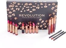 Makeup Revolution Lip Revolution Reds Giftset