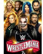 WWE: Wrestlemania 36
