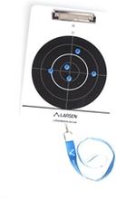 Larsen Biathlon Anvisningsskiva Med Magneter