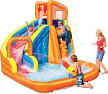Uppblåsbar vattenpark - Turbo splash waterzone