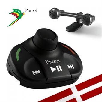 Parrot MKi9000 Bluetooth Carkit - DANSK VERSION