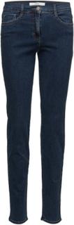 Shakira Slimmade Jeans Blå BRAX