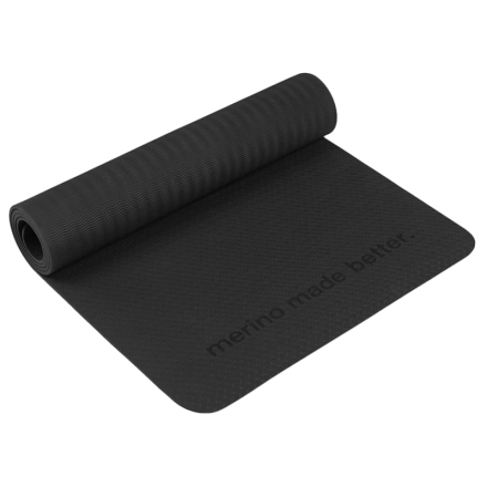 Super.natural Yoga Mat träningsredskap Svart OneSize