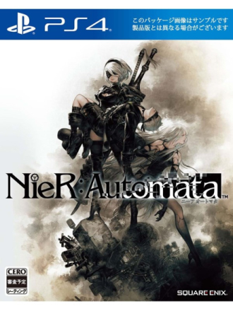 NieR: Automata - Sony PlayStation 4 - Roolipelit (RPG) - toimintaroolipelit