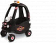 Little Tikes Cozy Coupe Taxi - Loopauto - Zwart