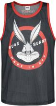 Looney Tunes - Bugs Bunny -Trikot - svart