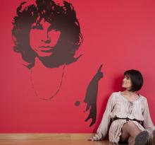Sticker Jim Morrison