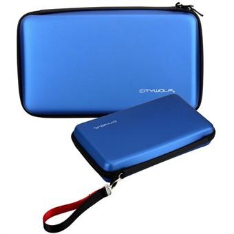 Opbevarings Taske - Wii U Gamepad (Blå)