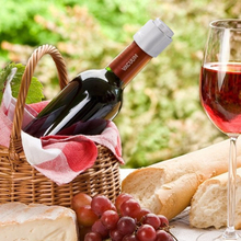 Weinverschluss aus Edelstahl