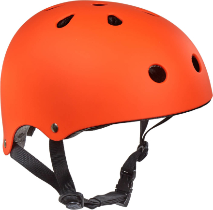 HangUp Skaterhjelm - Orange