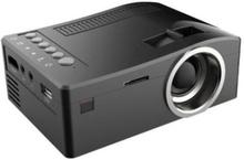 Mini LED-Projektor med fjärrkontroll (SMP)