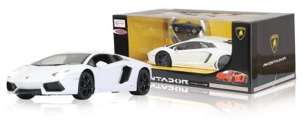 Jamara Kauko-ohjattava auto R/C Car Lamborghini Aventador RTR