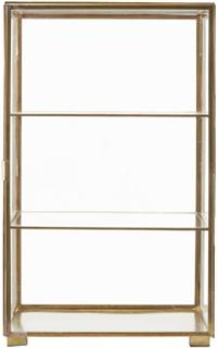 House Doctor Skap Glass og Messing 35 x 56,6 cm