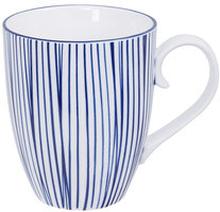 Mugg Nippon Lines, 38 cl, blå