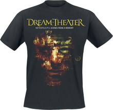Dream Theater - Metropolis SFAM -T-skjorte - svart