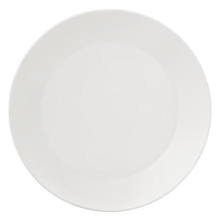 Mainio lautanen 19 cm Valkoinen
