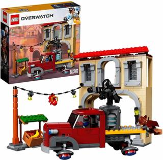 LEGO Overwatch, - Oppgjør i Dorado