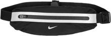 Nike Nike Slim Waistpack Juoksutarvikkeet BLACK/BLACK/SILVER