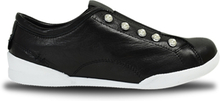 Charlotte Sneaker Pearl Black