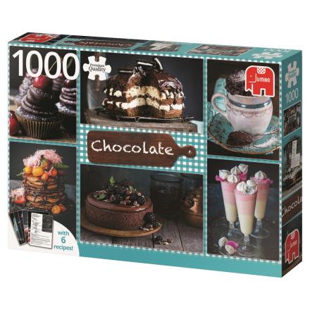 Chocolate 1000 palaa