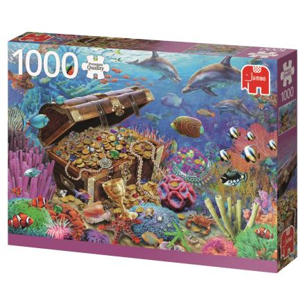 Underwater Treasure 1000 palaa