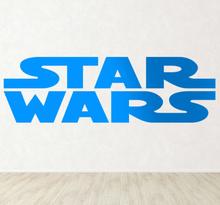 Aufkleber Star Wars Logo