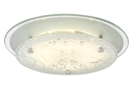 Denice Led -plafondi, valkoinen
