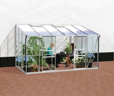 Vitavia Ida 7,8 m² kasvihuone alu