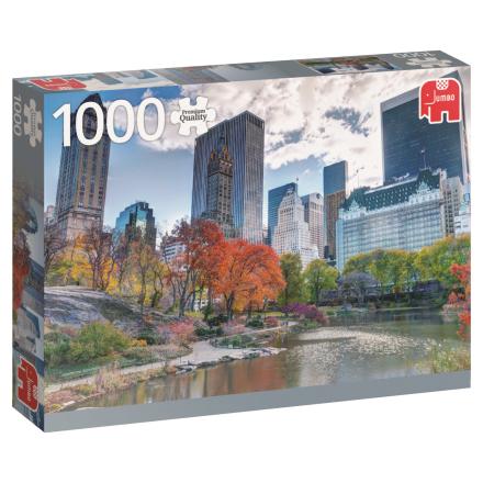NY Central Park, USA 1000 palaa