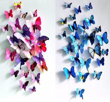 3D-Wandtattoo Schmetterlinge