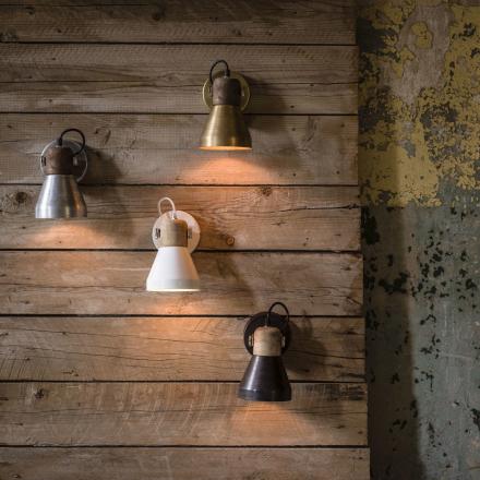 Ashby spotlight- seinävalaisin 20cm, valkoinen