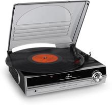 TBA-928 vinylspelare skivspelare inbyggda högtalare
