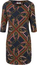 Jerseyklänning 3/4-lång ärm från Peter Hahn blå