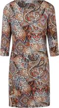 Jerseyklänningm 3/4-lång ärm från Peter Hahn mångfärgad