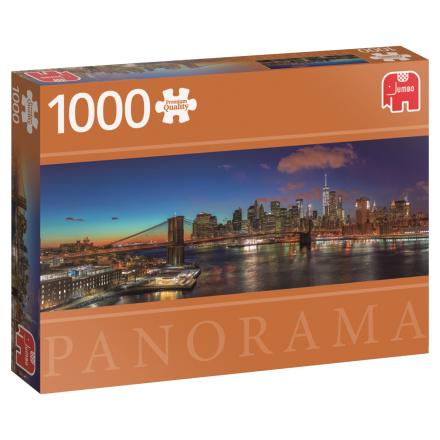 Hudson Bridge, New York , USA 1000 palaa panorama