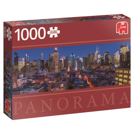 New York Skyline, USA 1000 palaa panorama
