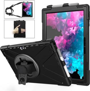 Microsoft Surface Pro 6 X-Shape combo case - Black
