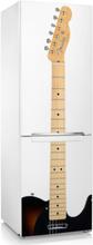 Sticker koelkast instrument